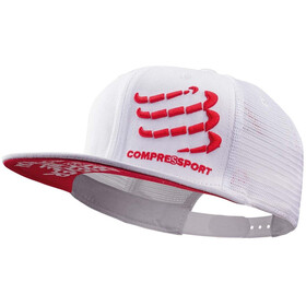 Compressport Trucker Cap White
